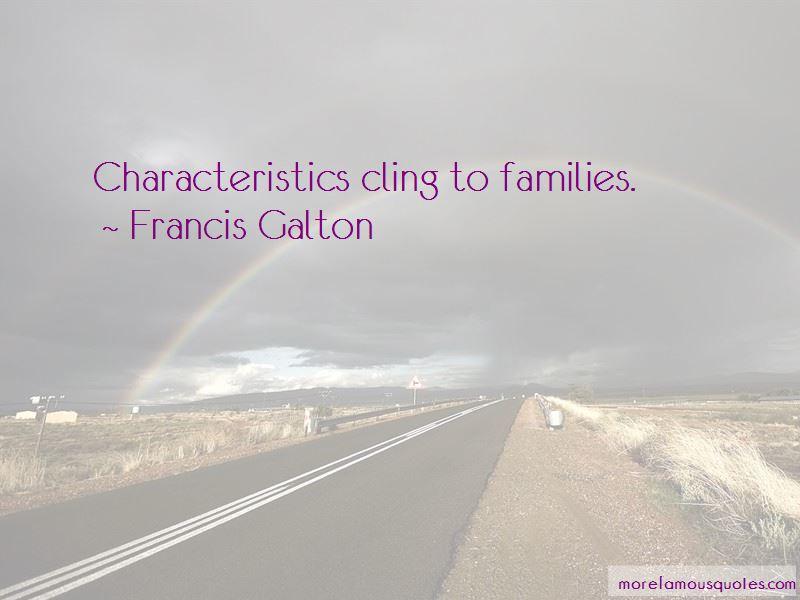 Francis Galton Quotes Pictures 4