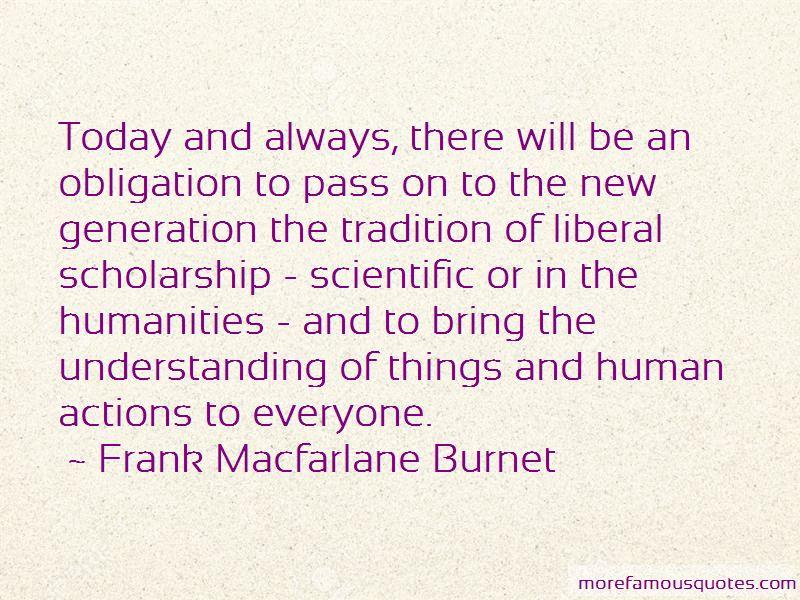 Frank Macfarlane Burnet Quotes Pictures 3
