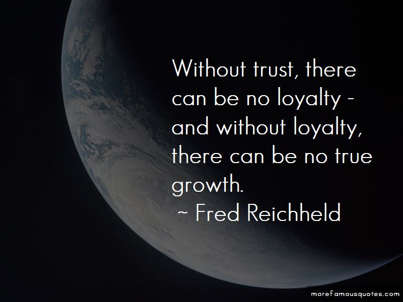 Fred Reichheld Quotes Pictures 4