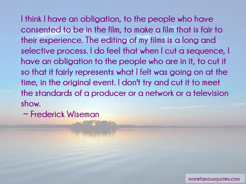 Frederick Wiseman Quotes Pictures 3