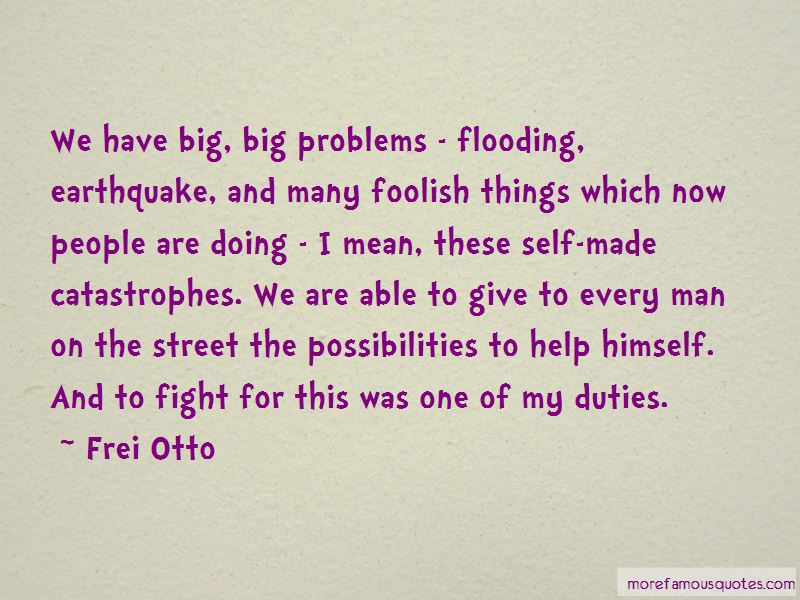 Frei Otto Quotes Pictures 4