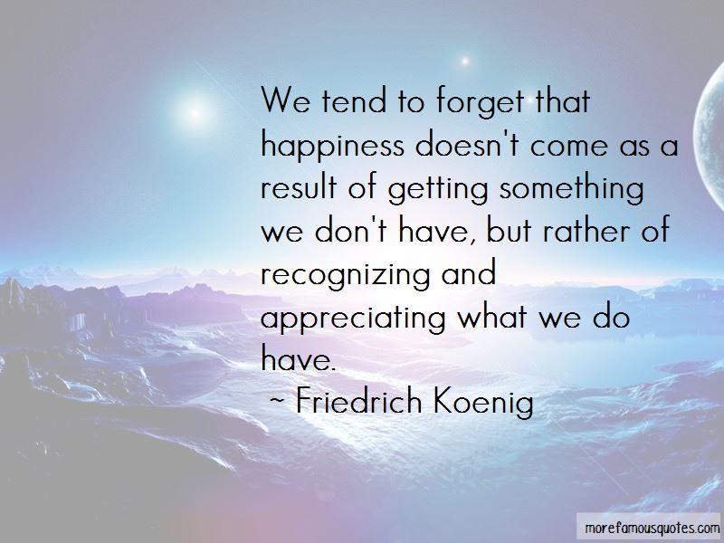 Friedrich Koenig Quotes