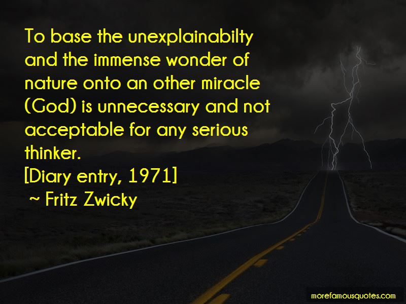 Fritz Zwicky Quotes Pictures 4
