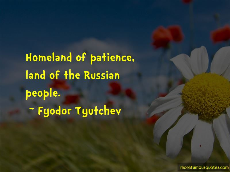 Fyodor Tyutchev Quotes Pictures 2