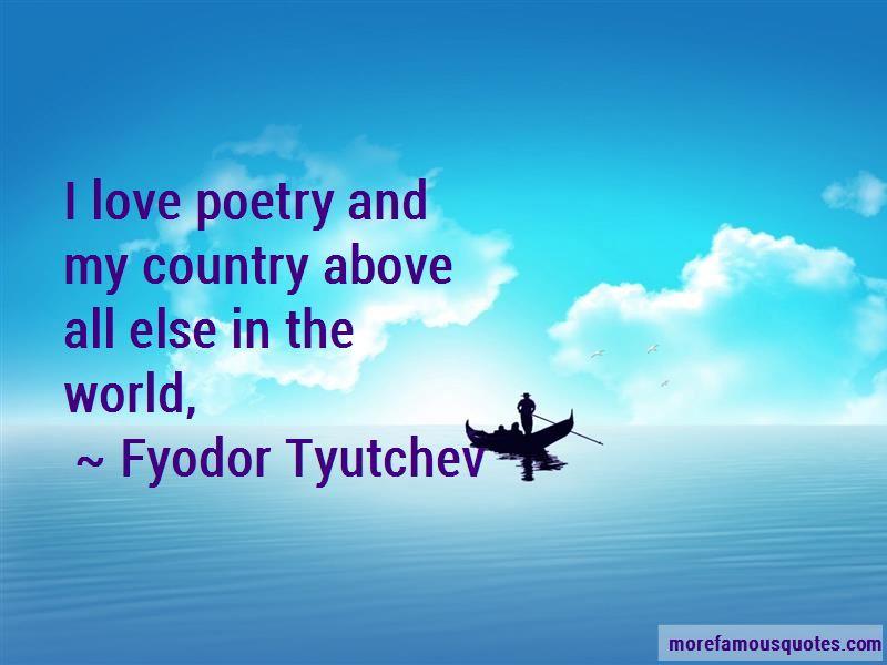 Fyodor Tyutchev Quotes Pictures 3