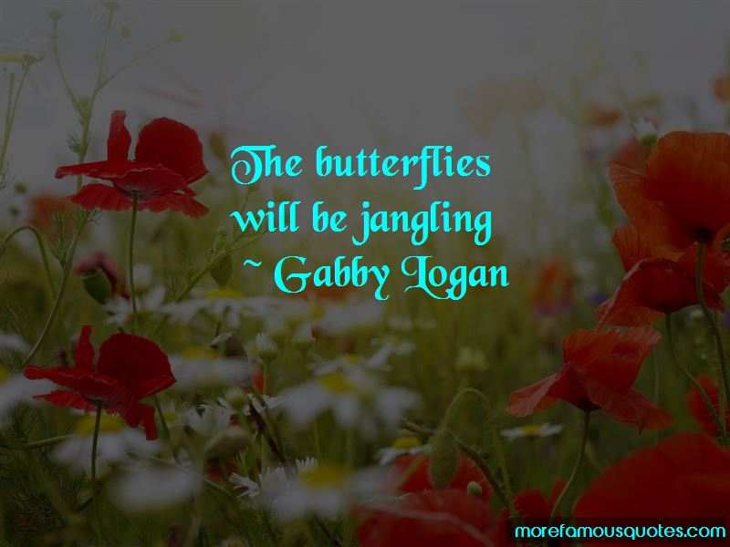 Gabby Logan Quotes Pictures 3