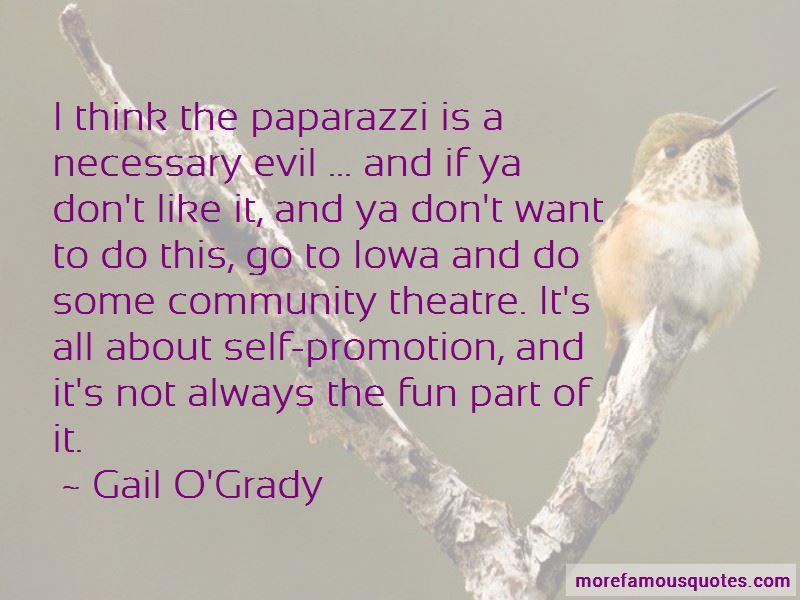 Gail O'Grady Quotes