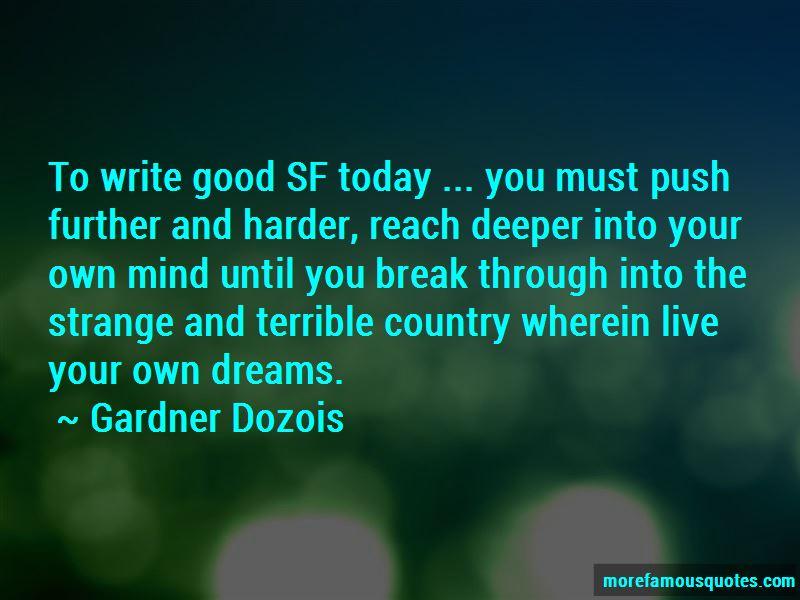 Gardner Dozois Quotes Pictures 3