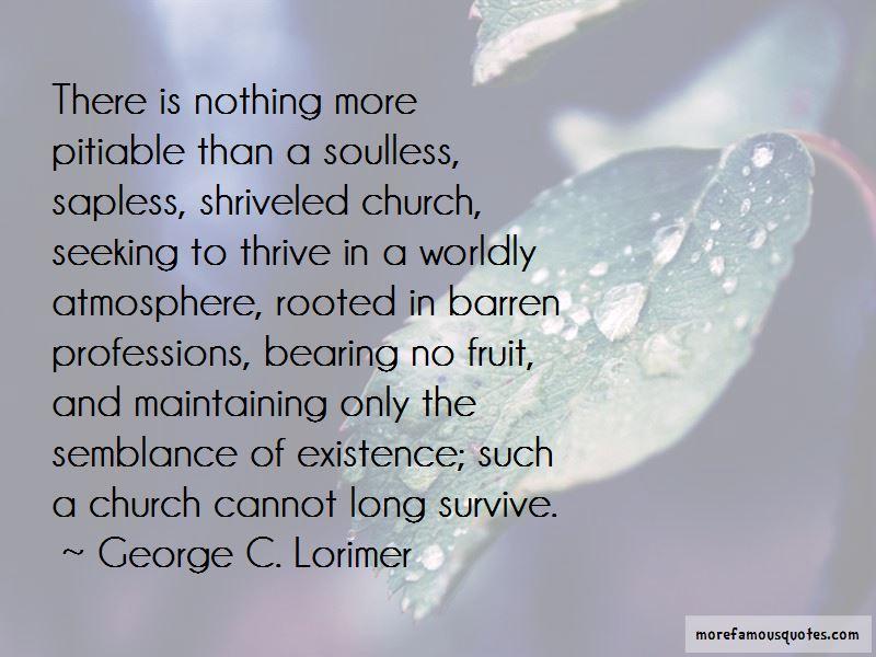 George C. Lorimer Quotes Pictures 3