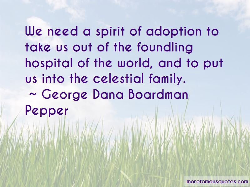 George Dana Boardman Pepper Quotes Pictures 3