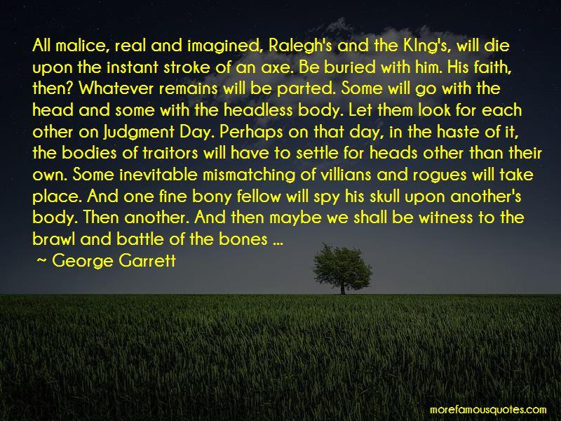 George Garrett Quotes Pictures 3