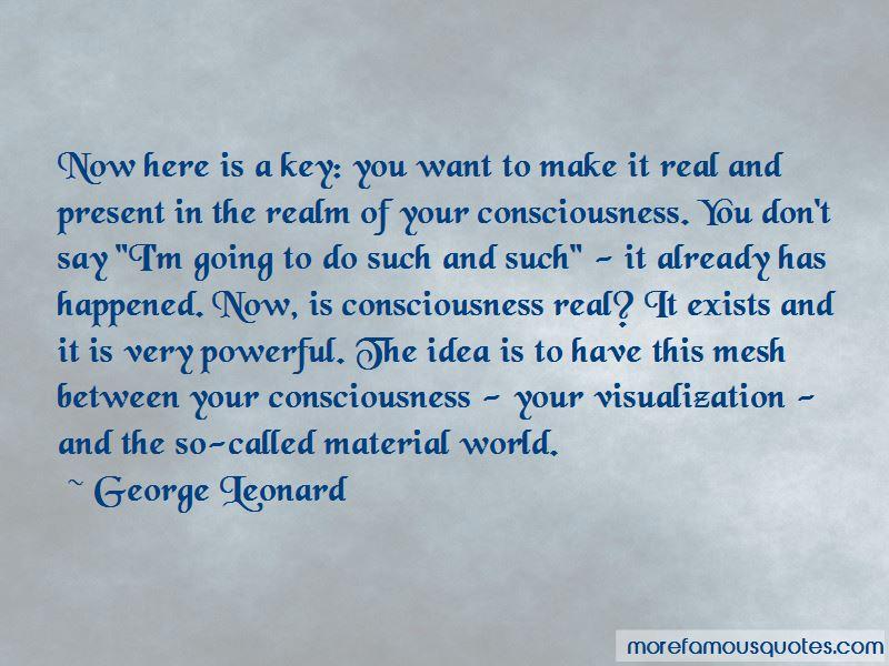 George Leonard Quotes Pictures 2