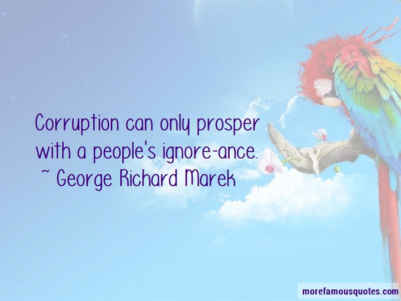George Richard Marek Quotes Pictures 2