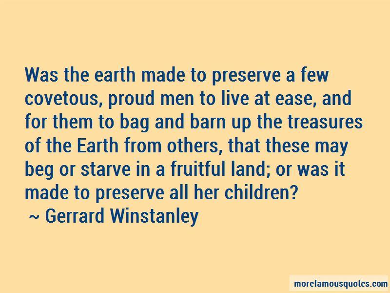 Gerrard Winstanley Quotes Pictures 3