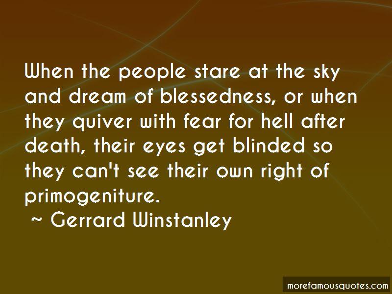 Gerrard Winstanley Quotes Pictures 4