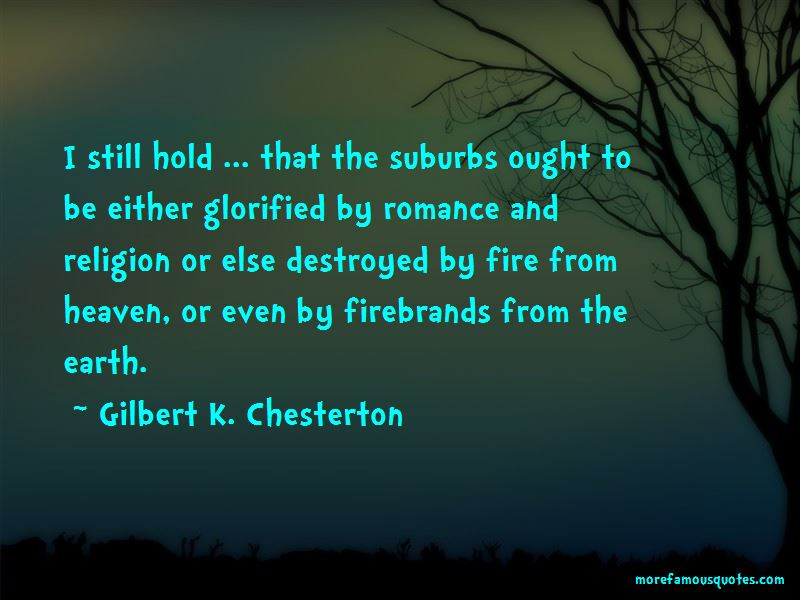 Gilbert K. Chesterton Quotes Pictures 2