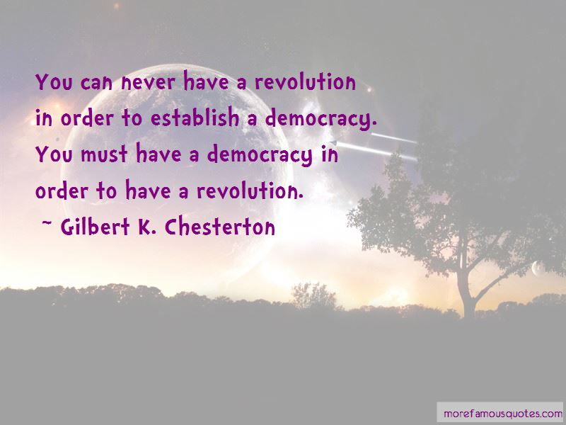 Gilbert K. Chesterton Quotes Pictures 4