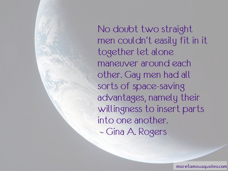 Gina A. Rogers Quotes Pictures 2