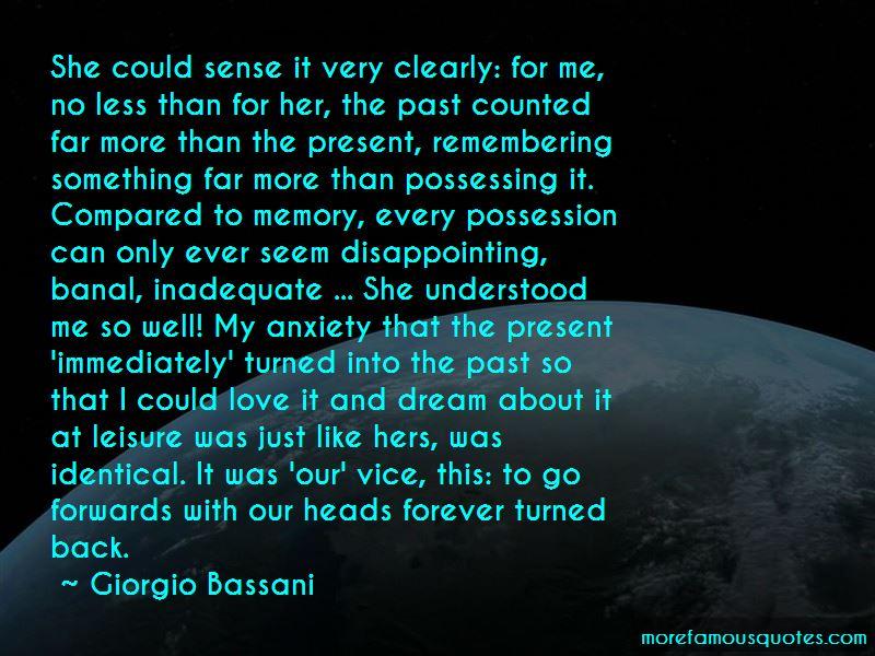 Giorgio Bassani Quotes