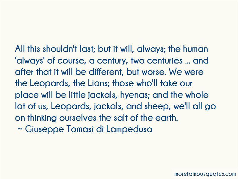 Giuseppe Tomasi Di Lampedusa Quotes Pictures 3