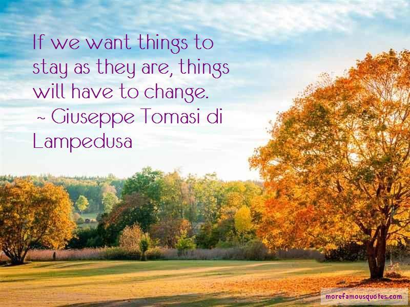 Giuseppe Tomasi Di Lampedusa Quotes Pictures 4