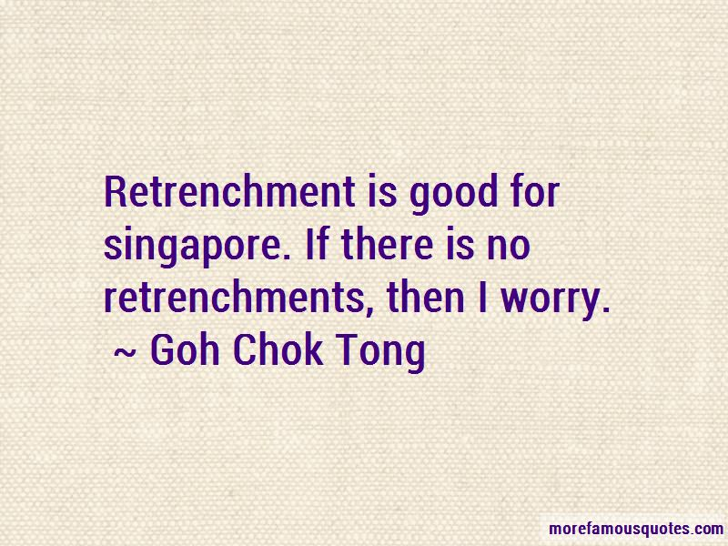 Goh Chok Tong Quotes Pictures 4