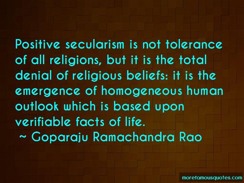 Goparaju Ramachandra Rao Quotes
