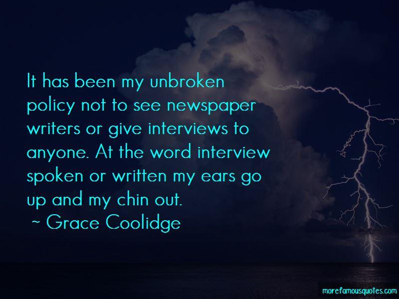 Grace Coolidge Quotes
