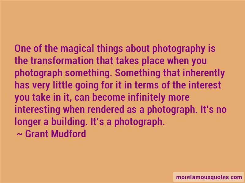 Grant Mudford Quotes Pictures 2