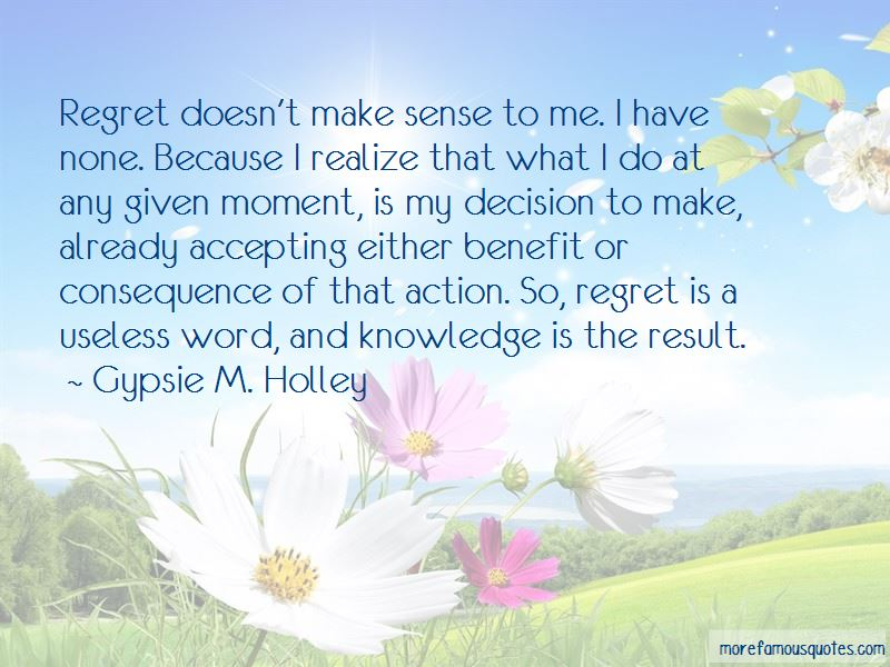 Gypsie M. Holley Quotes Pictures 2