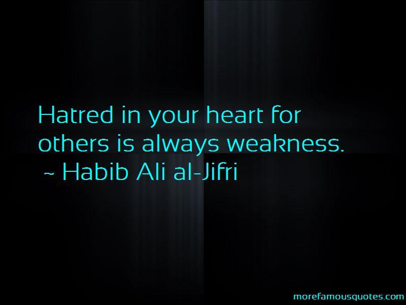 Habib Ali Al-Jifri Quotes Pictures 2