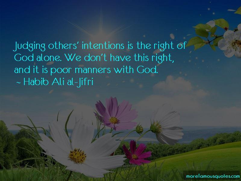 Habib Ali Al-Jifri Quotes Pictures 4