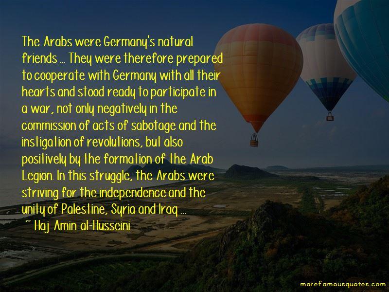 Haj Amin Al-Husseini Quotes Pictures 2