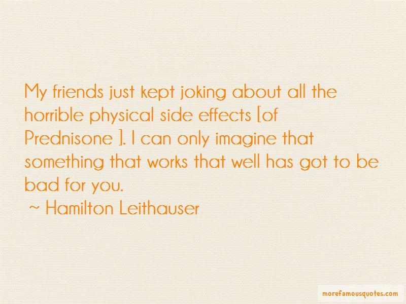 Hamilton Leithauser Quotes Pictures 3