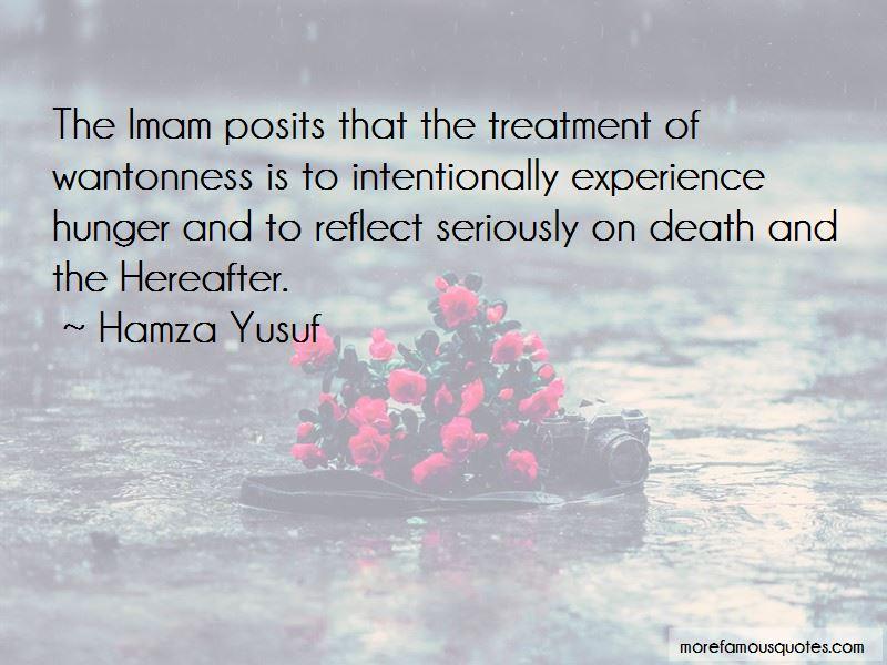 Hamza Yusuf Quotes Pictures 2