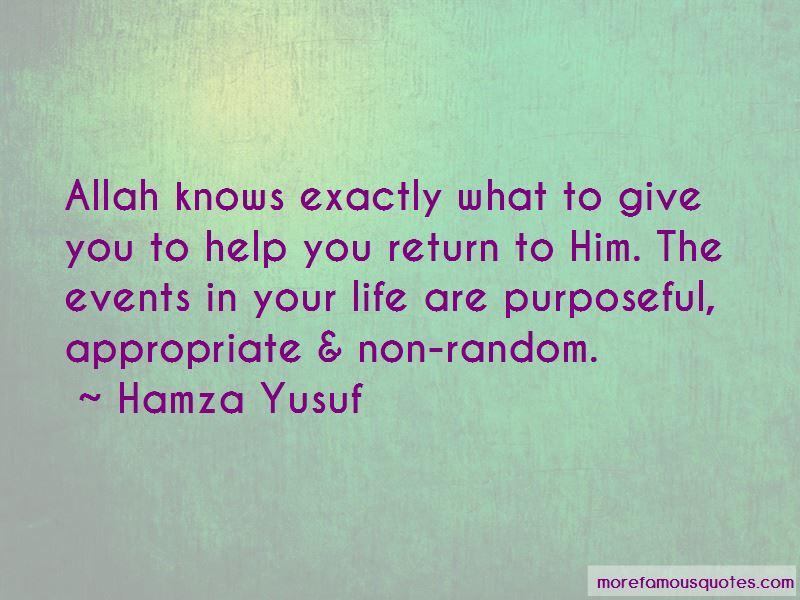 Hamza Yusuf Quotes Pictures 3
