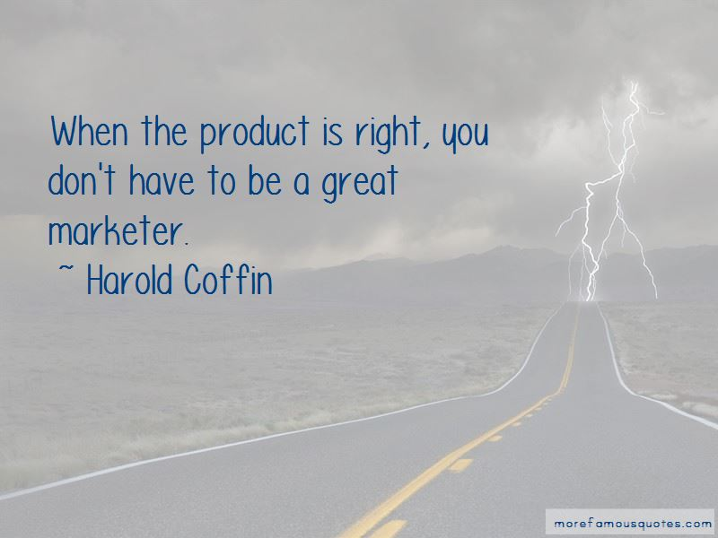 Harold Coffin Quotes Pictures 3