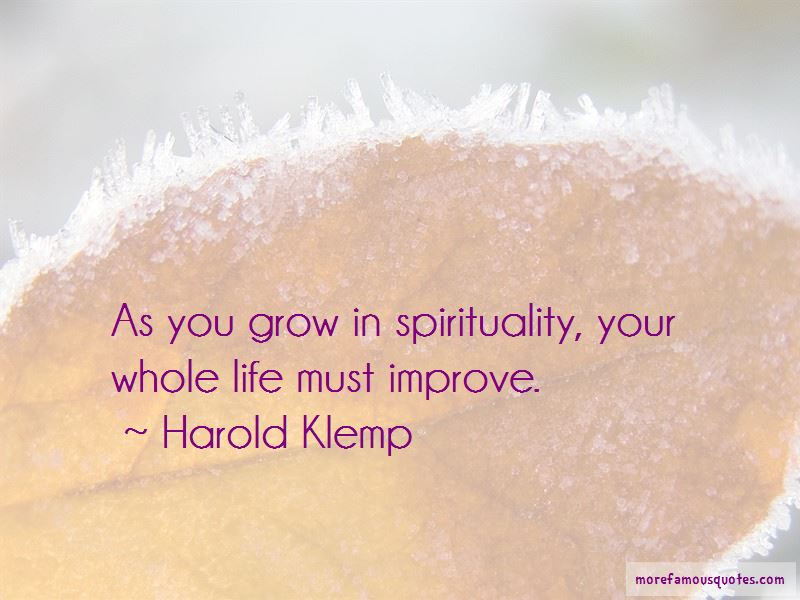 Harold Klemp Quotes