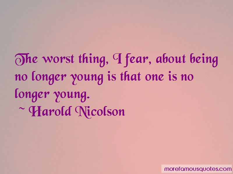 Harold Nicolson Quotes Pictures 4