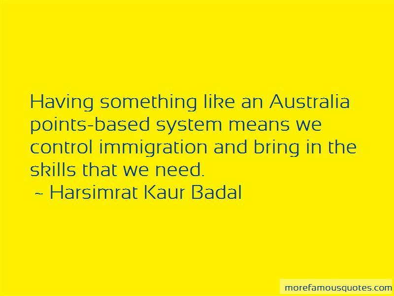Harsimrat Kaur Badal Quotes Pictures 2