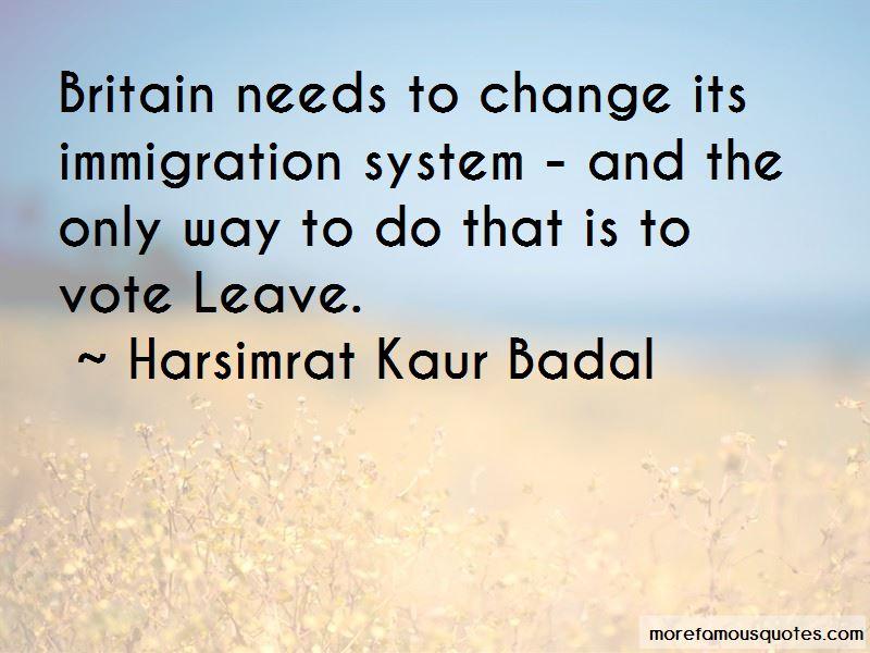 Harsimrat Kaur Badal Quotes Pictures 3