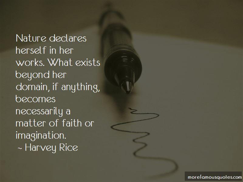Harvey Rice Quotes