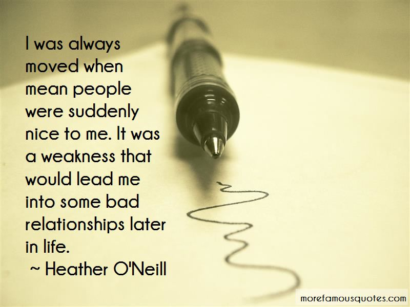 Heather O'Neill Quotes Pictures 2