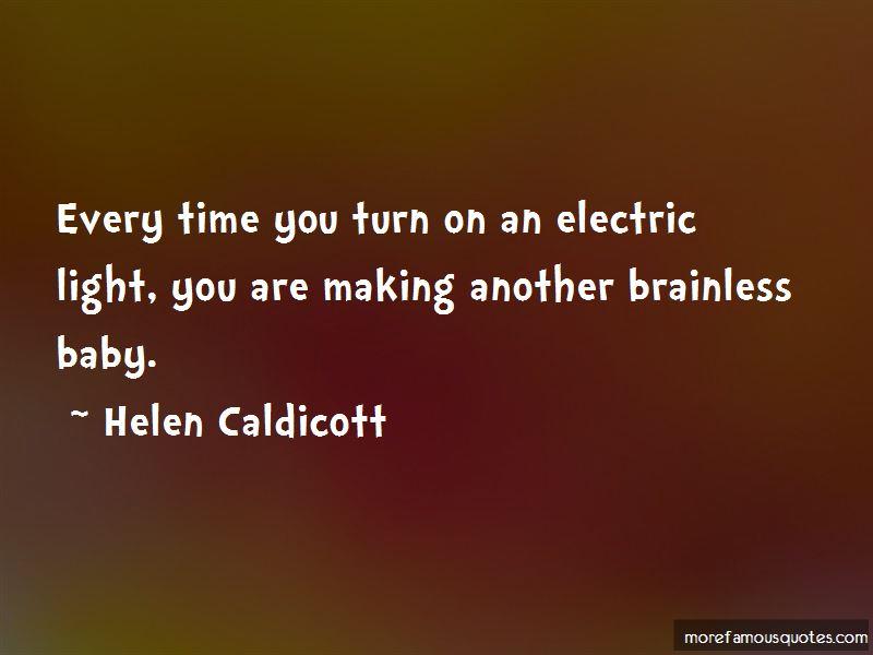 Helen Caldicott Quotes Pictures 3
