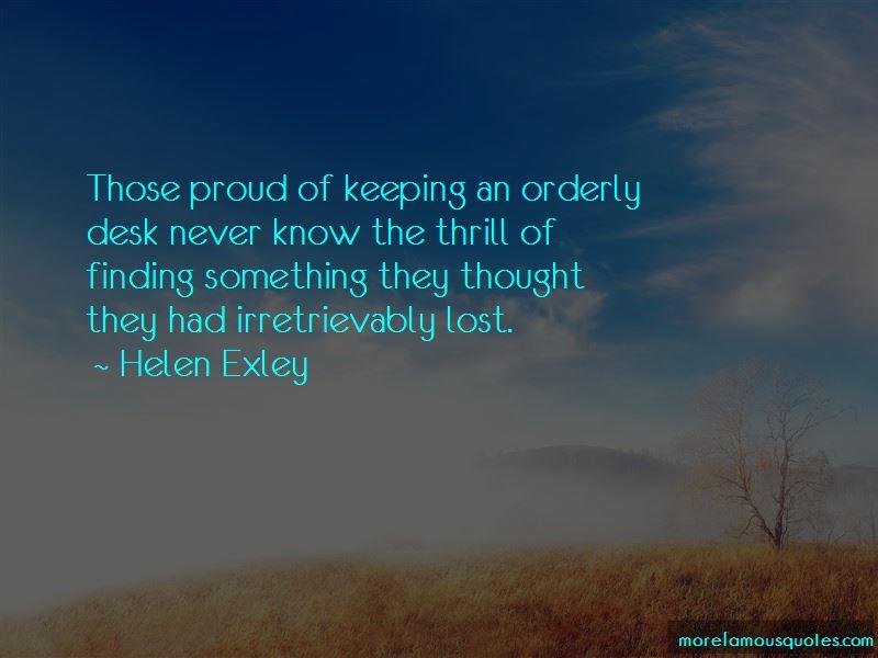 Helen Exley Quotes