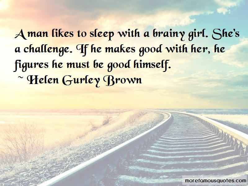 Helen Gurley Brown Quotes Pictures 4