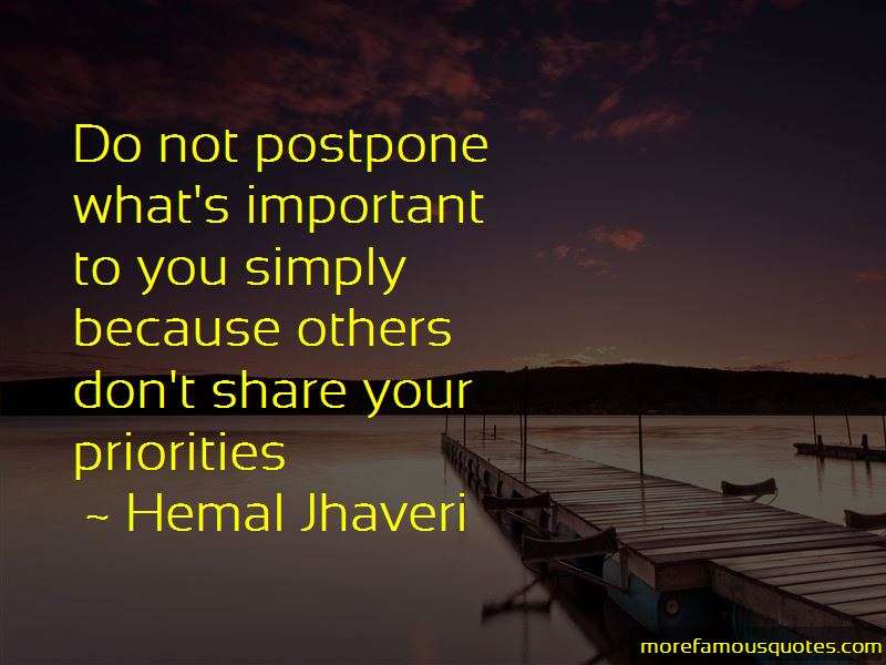 Hemal Jhaveri Quotes Pictures 2