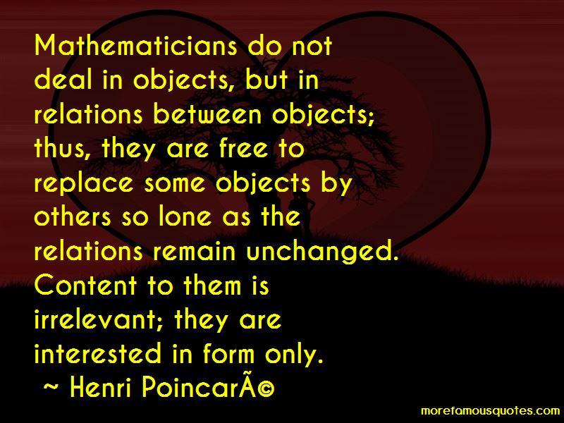 Henri-Poincare Quotes Pictures 4