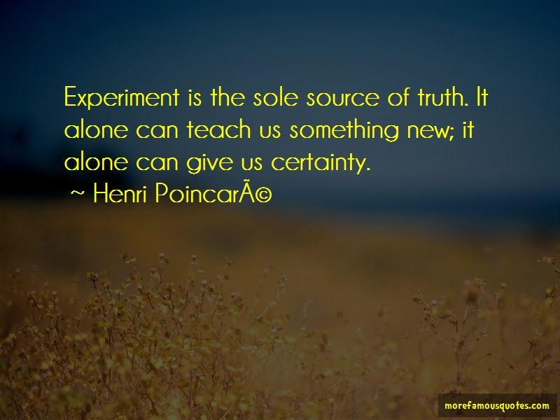 Henri-Poincare Quotes