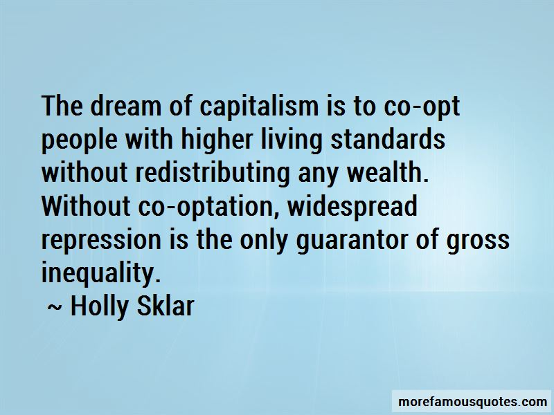 Holly Sklar Quotes Pictures 2